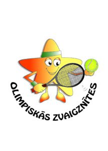 The new tennis star shines in Liepaja