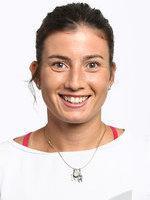 Anastasija Sevastova visits Liepaja Tennis Sport school