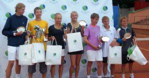Rebeka Mertena takes second place at tournament in Tallin