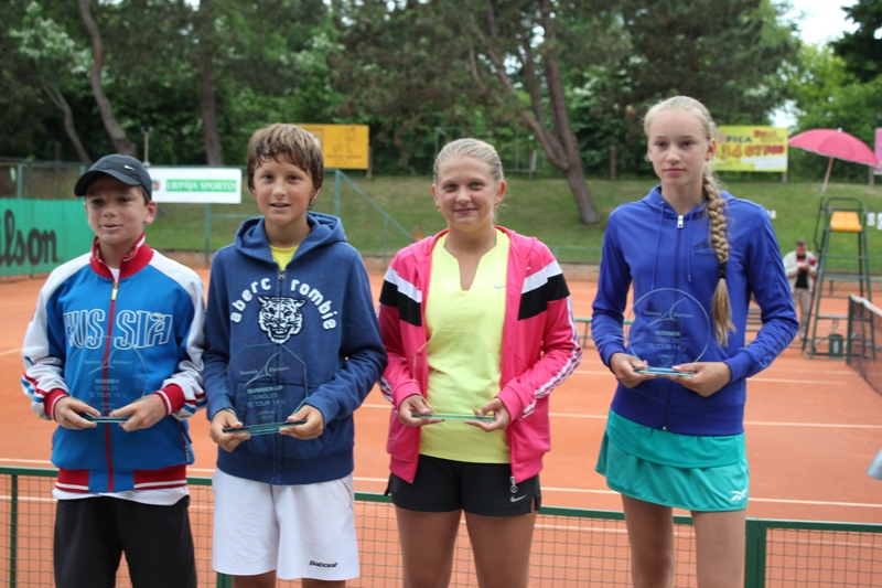 TE Liepaja International Tournament has completed