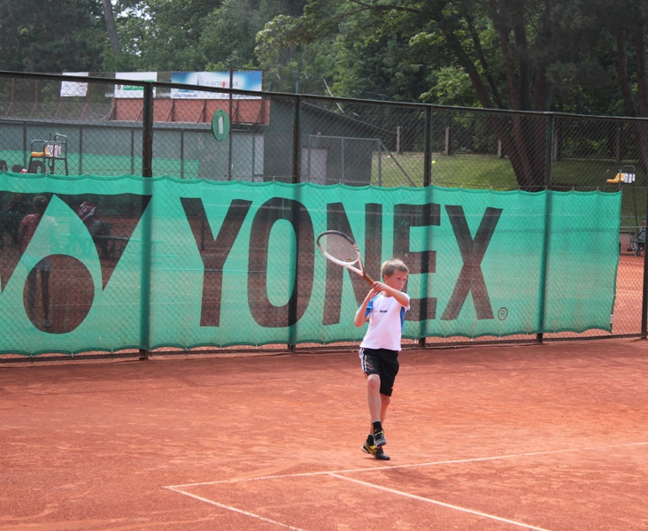 Liepāja Tennis Sports school and YONEX International Cup