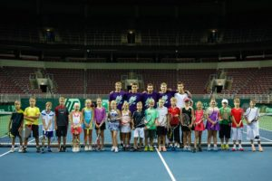 Davis cup with help from Liepaja