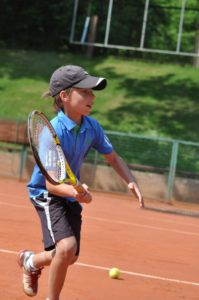 2nd place at 3rd leg of Latvian Tennis Union cup for U12 age group