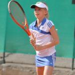 Patrīcija Špaka iekļauta Latvijas tenisa U12 izlasē komandu sacensībām Čehijā