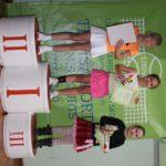 Arone and Lazdāns stays unbeaten in Liepaja Tennis Sports School prix for U8 group