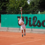 May – international season opening competition Zelta Wilson