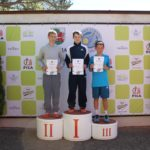 Grodskis among prize winners for group U14
