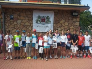 Our students bring back 4 medals from Riga