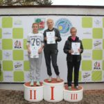 Zelta Wilson finished with four medals to our students in U18 group