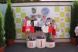 "Liepāja TSS & ""Labās Balvas"" results at minitennis competition"