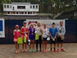 Good results at Latvian championship for U12 and U16 age groups