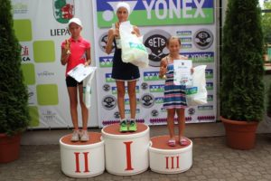 Gold medals stays in Liepaja