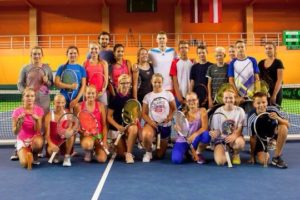 Davis Cup in Valmiera with participation by us