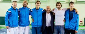 Davis Cup: concede to Austria with 1:4, in October against Sweden