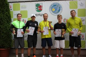 Liepaja championship for adult professionals and amateurs has finished
