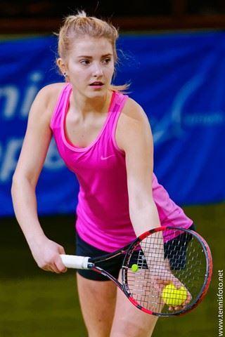 Rebeka Margareta Mertena takes first place at 6th leg of LTU cup