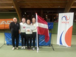 "Teams from Latvia does not qualify for ""Tennis Europe Winter Cups by HEAD"" finals"