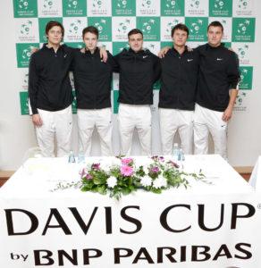 "Determined game schedule in Davis Cup match ""Latvia – Bulgaria"""