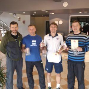 Former Liepāja Tennis Sports school students dominates in Ādaži