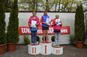 Season opening tournament Zelta Wilson U12 has concluded