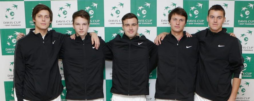 "We will host Davis Cup game ""Latvia – Madagascar"""