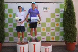 Tennis Europe Venden Cup 2015 U14 has concluded