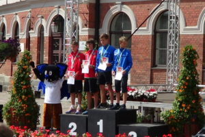 Liepaja has good success at Latvian Youth Olympiad