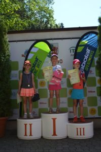 LTSS and Babolat competition for U8, U9 has concluded