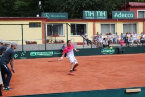 Davis Cup: Latvia wins over Madagascar