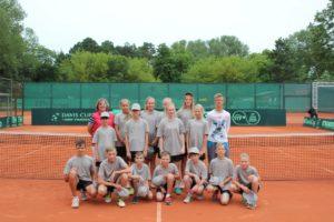 Strength is in Team – Davis Cup in Liepaja was successfull