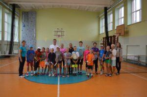 In Liepāja starts Tennis Europe for U12