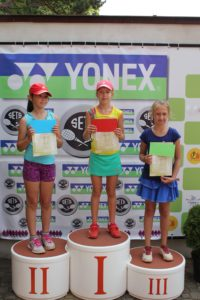 Liepaja has a good success in Yonex tournaments