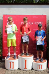 In Liepaja took place 6th leg of LTU cup for U12 group