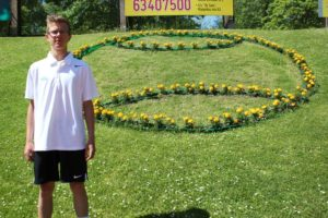 Two medals in Jelgava