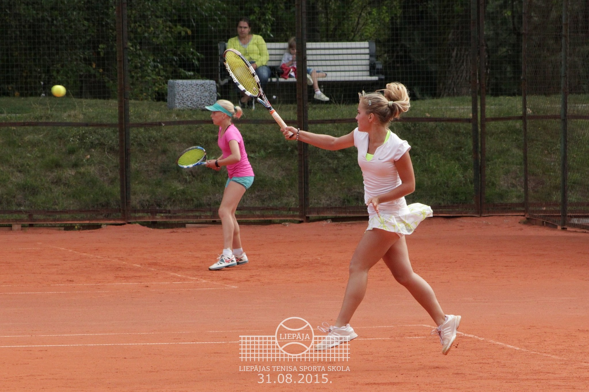 At girls competition in Main draw from 32 participants 13 were from Latvia 1c1917415880b