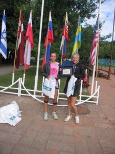 Rebeka Margareta Mertena takes 2nd place in ITF tournament in Lithuania