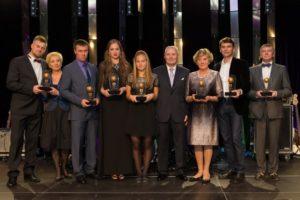 Liepāja receives Latvian Tennis union prix – Tennis city of the year