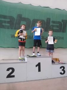 Our youngest students returns from Ventspils with medals