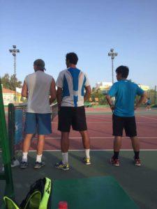 Treneri no Latvijas, Igaunijas un Japānas vēro treniņprocesu