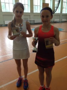 """In Liepaja concluded """"Amber Wilson"""" for U12 age group"""