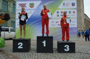 Latvian Olympics successful to our players