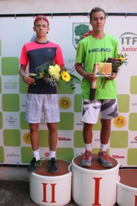 Second ITF in Liepaja has concluded