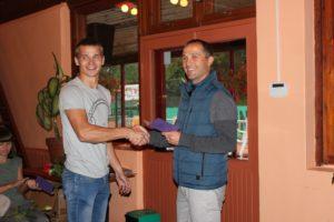 19 students graduated Liepaja Tennis Sport school