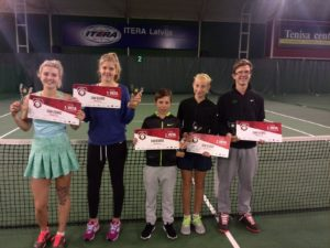 Our students successful in LTU Masters tournament