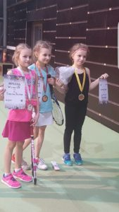 In weekend few medals were won