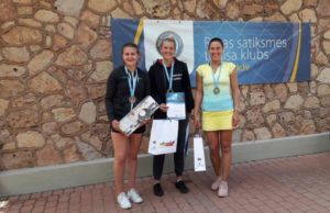 Victory in Riga championship for adults