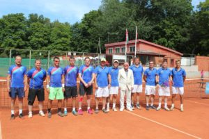 Team Liepaja wins in Semifinal of Latvian Club team championship in A league for 35+