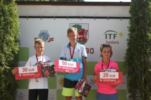 6th leg of LTU cup for U12 has concluded