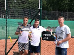 From Palanga with double victory