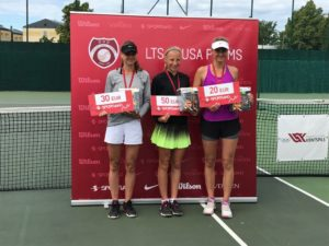 Liepaja tennis players gets medals at LTU cup leg